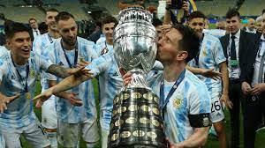 بعد كسر العقدة مع الأرجنتين.. ماذا قال ميسي في أول تعليق له؟ - CNN Arabic