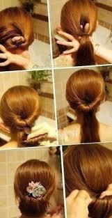 Coiffure De Soirée Cheveux Long Facile A Faire Tendances