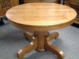 oak pedestal tables home design outstanding antique round dining table double room ped antique oak pedestal dining table
