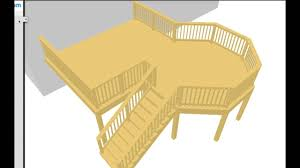 Deck Design Plans Software Free Deck Designer Software Plans Decks Com