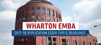 wharton emba essay tips and deadlines register for our upcoming webinar and learn how to get accepted to wharton