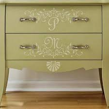 stenciling furniture ideas. stenciling and painting ideas for old furniture decoration i