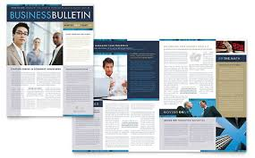 sample company newsletter business newsletter