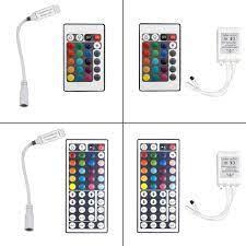 LED şerit RGB Kontrol 12A Mini 24/44 Tuşları IR Uzaktan Kumanda Kablosuz  Mini Alıcı Ile RGB LED şerit Işık Için Kategoride. Aydınlatma Aksesuarları.  Nicebalance.news
