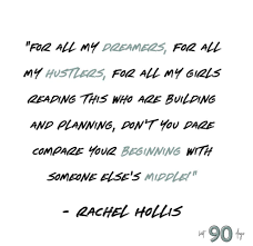 Rachel Hollis Has Been Accused Of Plagiarizing Quotes On Her Instagram
