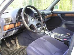 BMW Convertible bmw 735i interior : 1991 BMW 7 SERIES - Image #4
