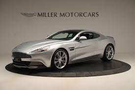 Pre Owned 2014 Aston Martin Vanquish Coupe For Sale 116 900 Aston Martin Of Greenwich Stock 7623