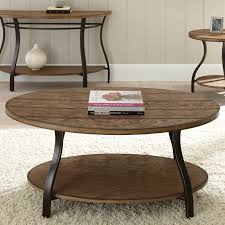 steve silver denise oval light oak wood coffee table oval light oak coffee table hayneedle