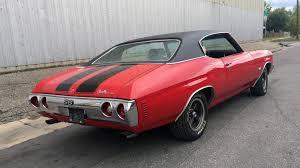 1972 Chevrolet Chevelle SS | F185 | Anaheim 2015
