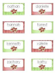Holiday Address Label Templates Address Label Template Word