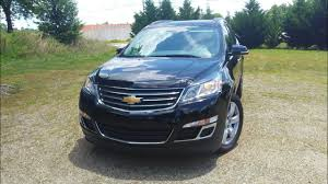 TSR] - Chevrolet Traverse Limited | Start Up, Test Drive & Full ...