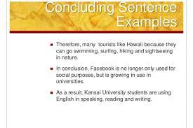 Descriptive Essay Conclusion Examples Descriptive Essay Conclusion Examples