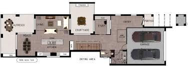 small and narrow house design fresh narrow lot home plans awesome small lot house plans fresh