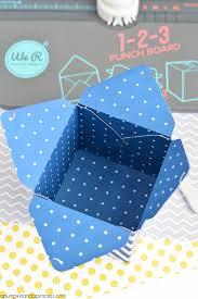 diy paper gift box