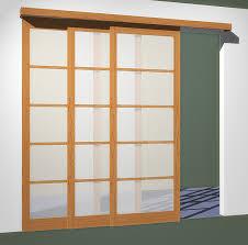 lovely 3 track sliding closet doors 75 on home decor ideas with 3 track sliding closet doors