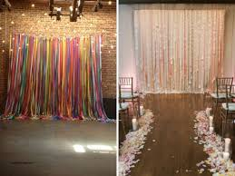 wedding wall decoration ideas wedding decorations beautiful simple wedding decorations for church best collection