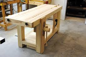 Roubo  The Madcap WoodwrightRoubo Woodworking Bench