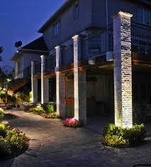 paradise garden lighting spectacular effects. Pillar Lighting | Outdoor Accents Paradise Garden Spectacular Effects D
