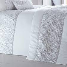 shimmer white bedding duvet sets
