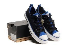 converse shoes black and blue. 2017 best converse chuck taylor all star low black blue shoes and v