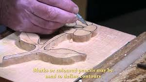 Relief Carving Patterns Gorgeous CT48 Relief Wood Carving Project From Henry Taylor Tools YouTube