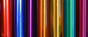 colored sheet metal colored foil various all foils inc