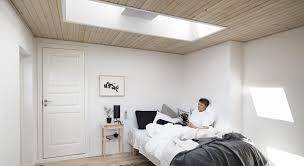 Ideen Und Inspiration Für Ihr Schlafzimmer Mit Velux Dachfenstern