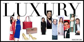 Image result for luxury goods
