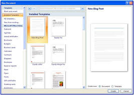 microsoft word 2007 templates free download word 2007