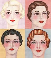 kisake up 1930s makeup guides
