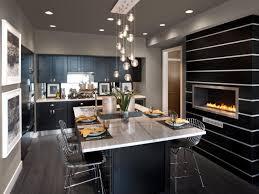 Kitchen Design Ideas : Kitchen Island Table Black Do-It-Yourself ...