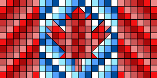 Tools & Tulle: Canada Flag Quilt Pattern & Canada Flag Quilt Pattern Adamdwight.com