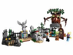 Купить <b>Конструктор LEGO Hidden</b> Side Загадка старого кладбища