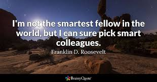 Fdr Quotes Beauteous Franklin D Roosevelt Quotes BrainyQuote