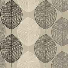 Motif Designs Wallpaper Free Download Opera Retro Leaf Pattern Leaves Motif Designer
