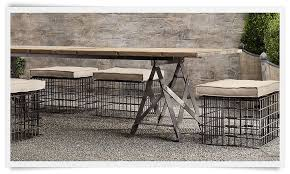 industrial style outdoor furniture. Full Size Of Home Design:industrial Outdoor Table Mesmerizing Industrial Furniture Dining Chic Style T