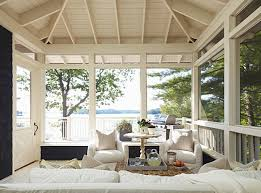 Image Living Cottage Living Houseandhome 13 Incredible Indooroutdoor Spaces