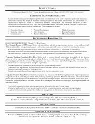 Trainer Resume Sample Professional Sales Resume Format Beautiful Job Resume 100 Trainer 15