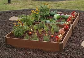 Small Picture Raised Garden Bed Design Garden Design Ideas