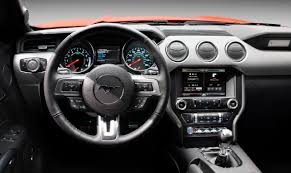 2015 Ford Mustang Gets Three Audio Systems, Six Speakers as ...
