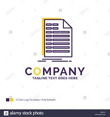 Bill Logo Design Company Name Logo Design For Bill Excel File Invoice