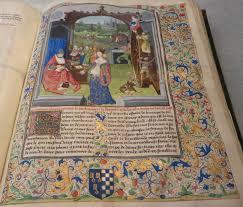 Wheel of Fortune  miniature from Des Cas des nobles hommes et femmes by Boccaccio  Book VI   French manuscript       ca     Wheel of Fortune  wood engraving     engramma   la tradizione classica nella memoria occidentale n