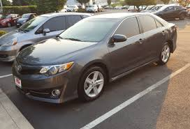 Victor Valle's 2012 Toyota Camry on Wheelwell