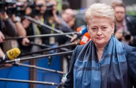 У литовской русофобии есть имя Даля Грибаускайте Рамблер новости У литовской русофобии есть имя Даля Грибаускайте