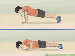 push ups between chairs. 4 easy ways to do a push up wikihowpush ups between two chairs