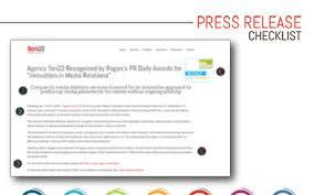Best Practices For Press Releases Agency Ten22