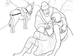 Good Samaritan Coloring Page Good Coloring Pages The Page Sheets For