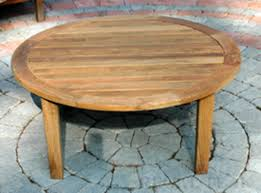 round teak patio table best color furniture for you