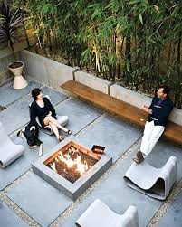 modern patio fire pit. Contemporary Outdoor Fire Pits Modern Square Pit Patio R