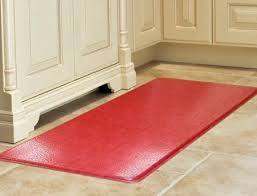 red kitchen rugs gel mat for kitchen kitchen kitchen rugs mats kitchen mat red